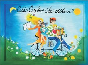 logo - Celé Česko čte dětem